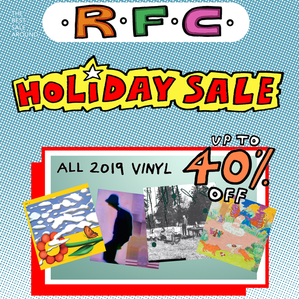 Holiday Sale 2019 - All 2019 Vinyl Releases