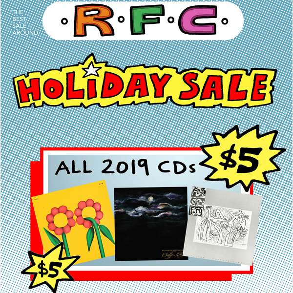 Holiday Sale 2019 - All 2019 CD Releases $5