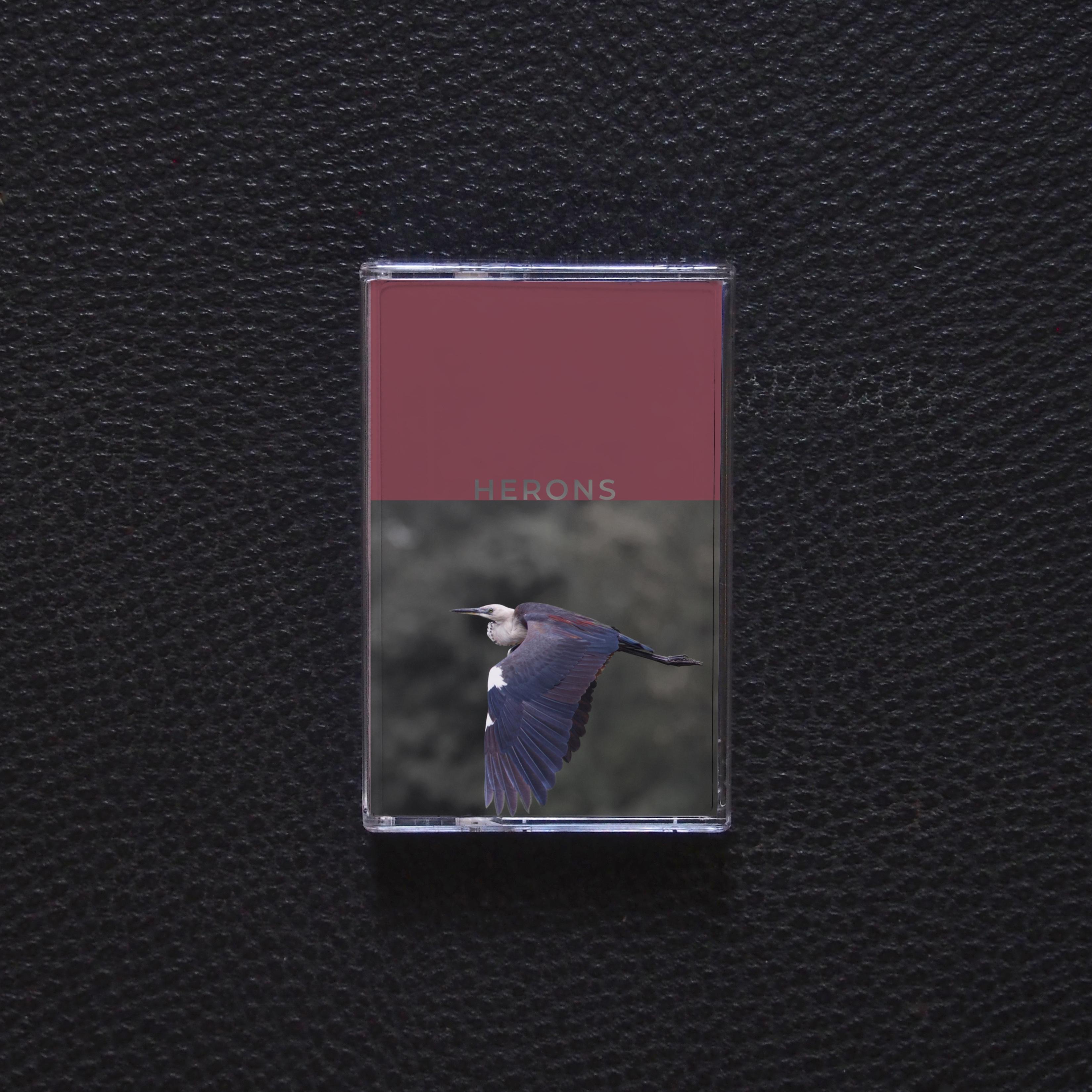 HERONS - Herons [Club Moss 003]