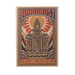 Liver Building - A3 Art Print (Liverpool)