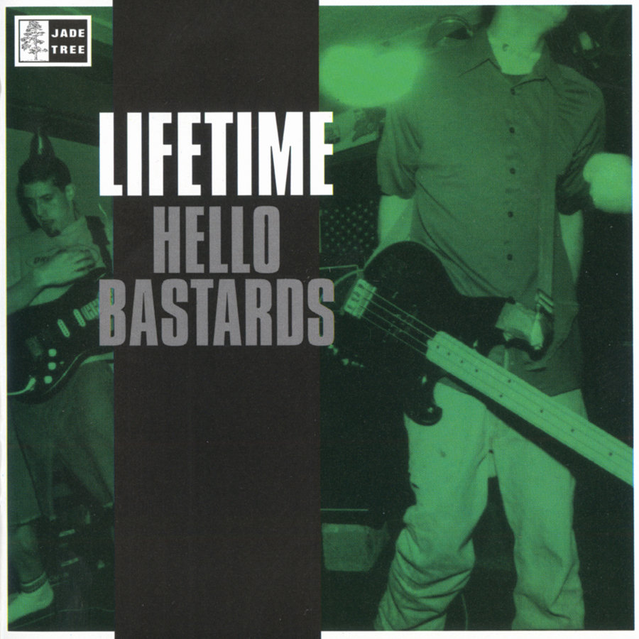 Lifetime - Hello Bastards LP