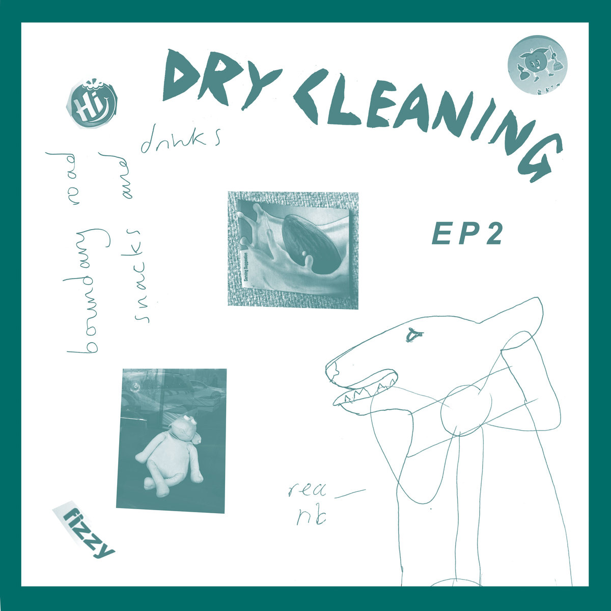 Dry Cleaning - Boundary Road Snacks and Drinks & Sweet Princess LP