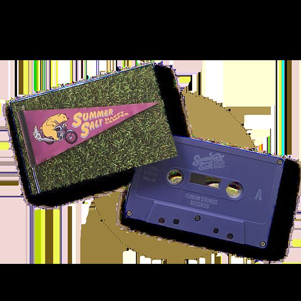 Happy Camper Cassette
