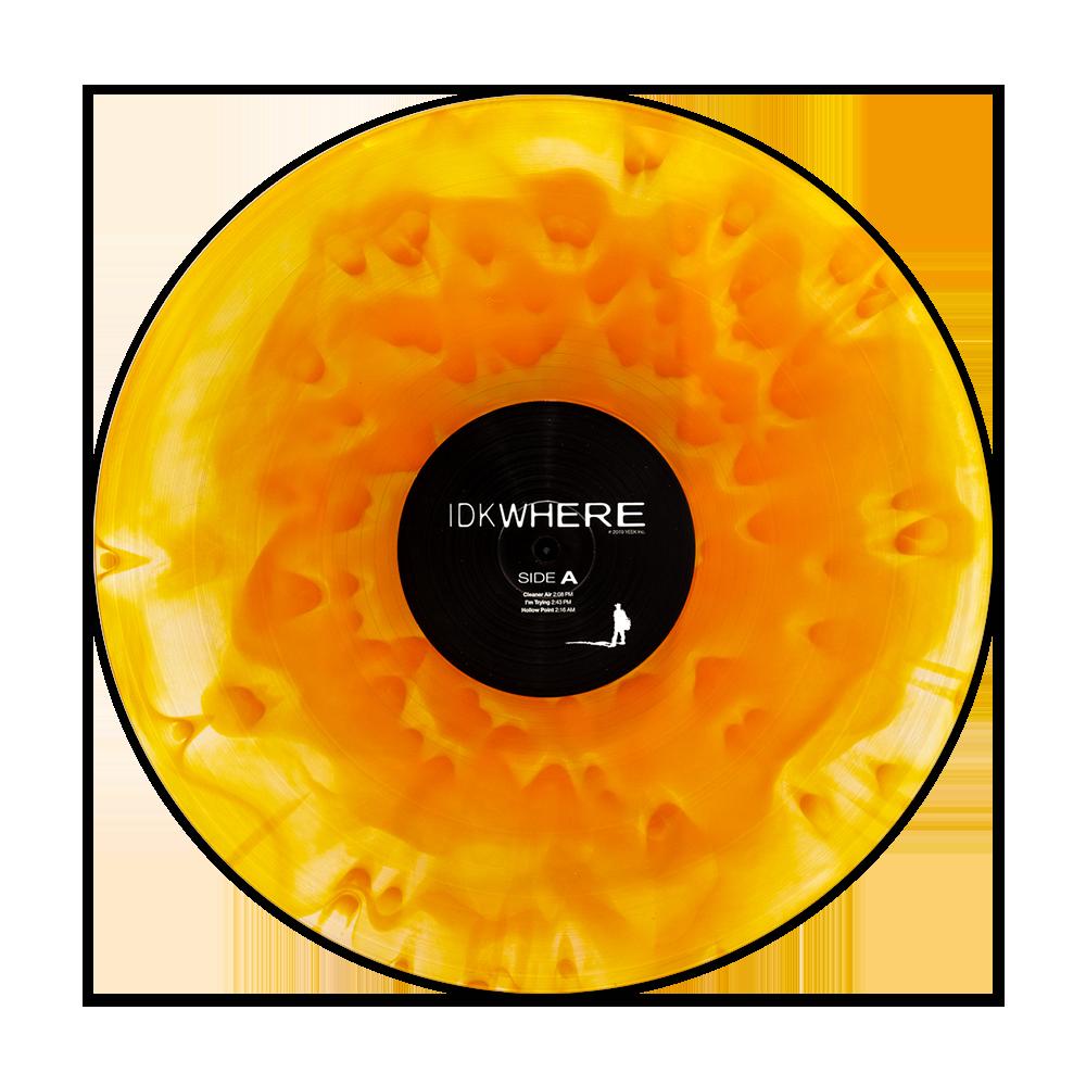 IDK WHERE Vinyl