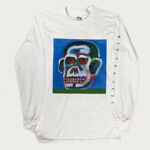 Big Contest - Monkey's Paw Longsleeve Shirt