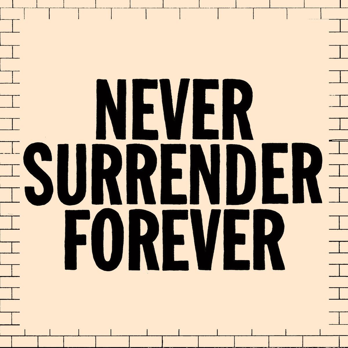 Juiceboxxx - Never Surrender Forever - EP