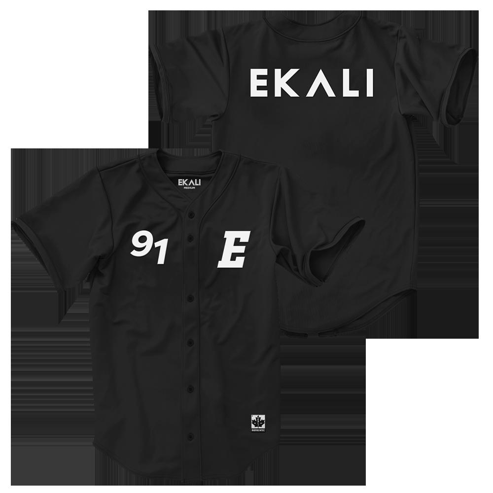 Classic Black Jersey