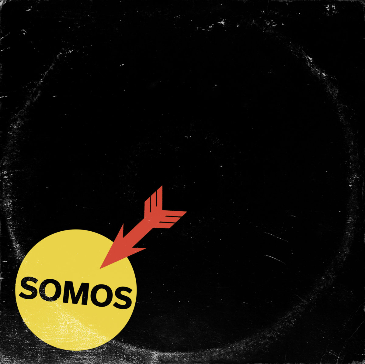 Somos - Prison On A Hill LP