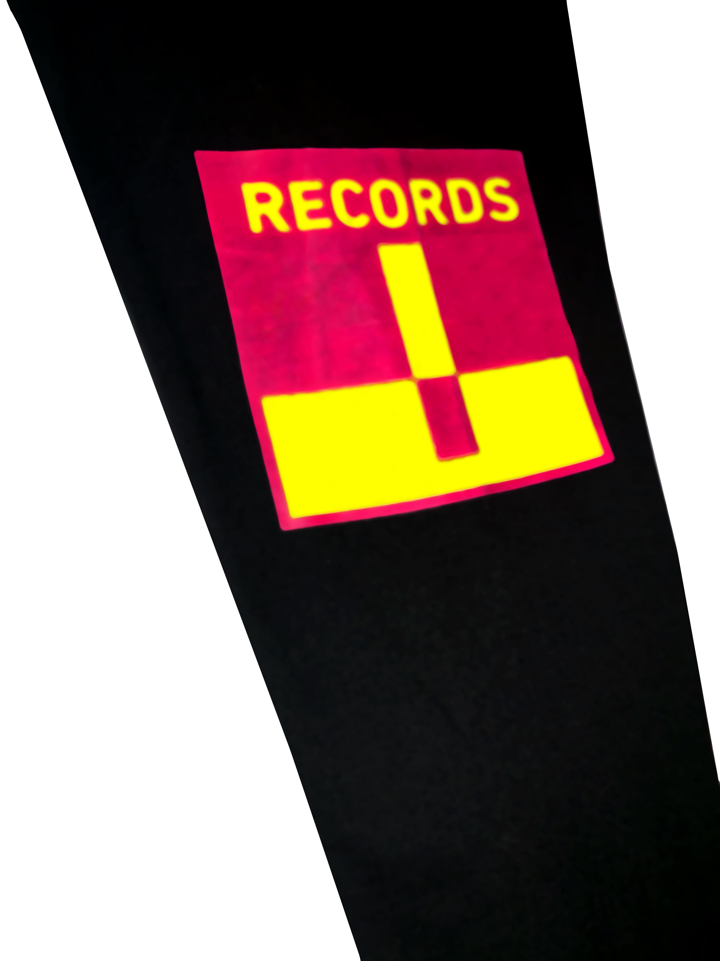 "Limited Edition Voidz Long Sleeve + 7"" Black Lit Vinyl Bundle"