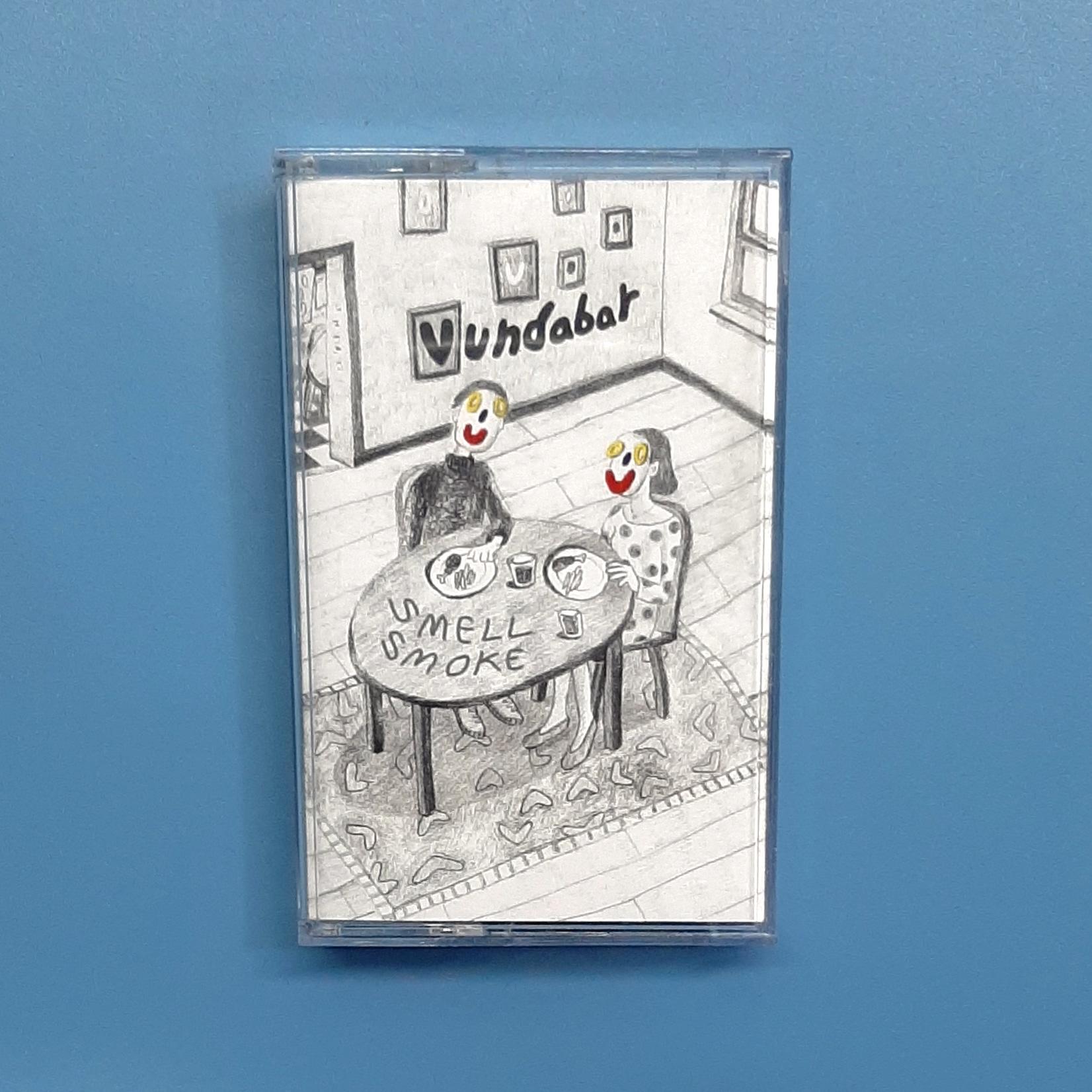 Vundabar - Smell Smoke (Citrus City Records)