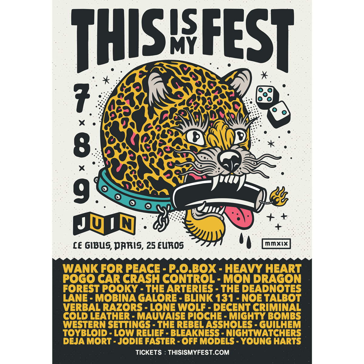 This Is My Fest 7 - affiche