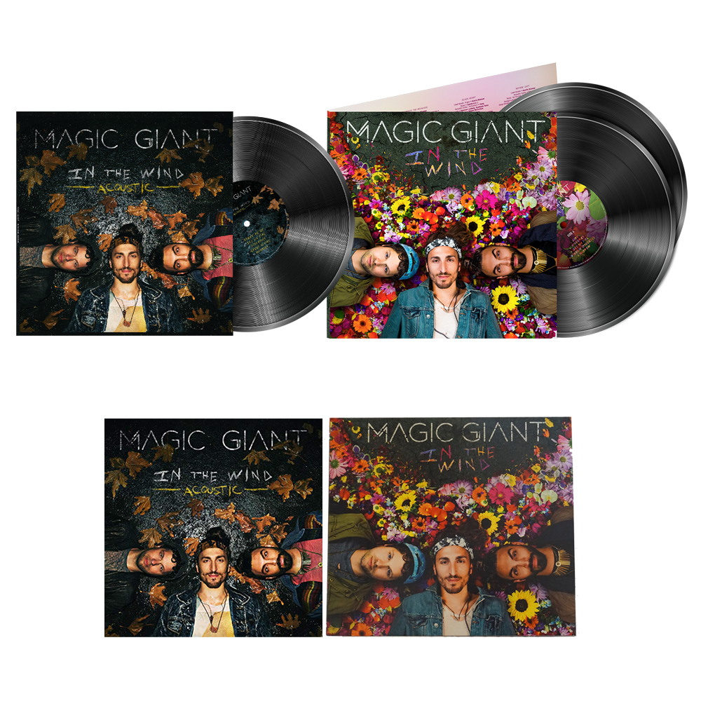 All Music Super Bundle (Signed!) + Bonus Guitar Picks