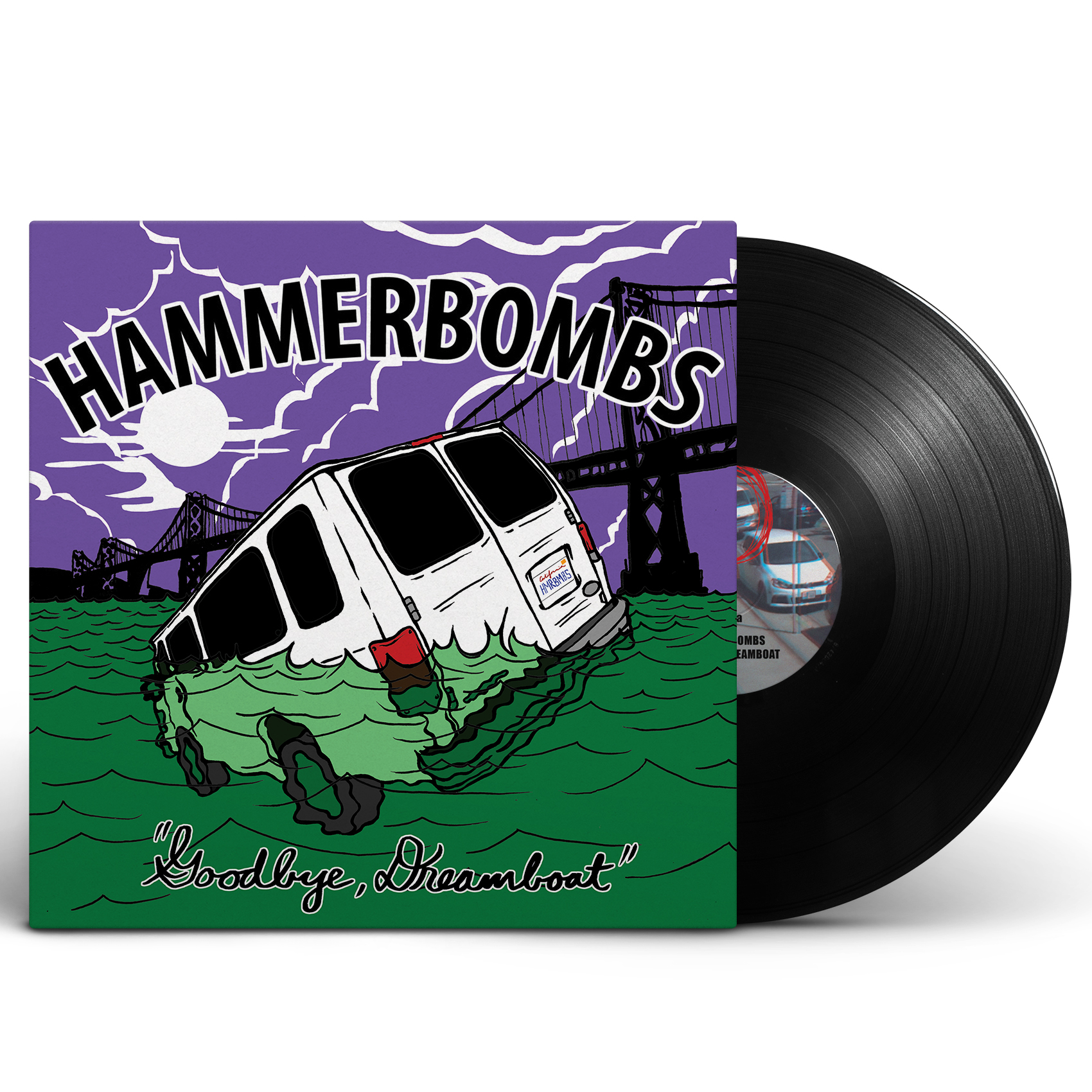 The Hammerbombs - Goodbye, Dreamboat