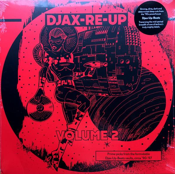 Various Artists – Djax-Re-Up - Volume 2 (Dekmantel)