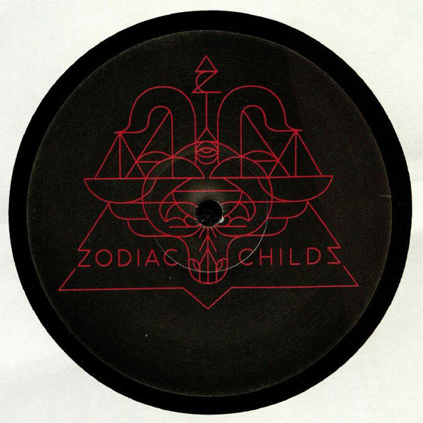 Zodiac Childs ‎– Future Primitive (Zodiac Wax)