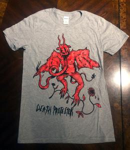 Death Protector Devil - Grey Shirt