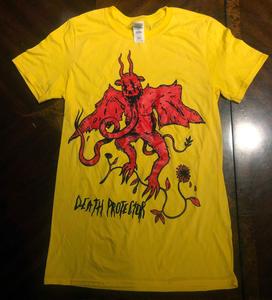 Death Protector Devil - Yellow Shirt