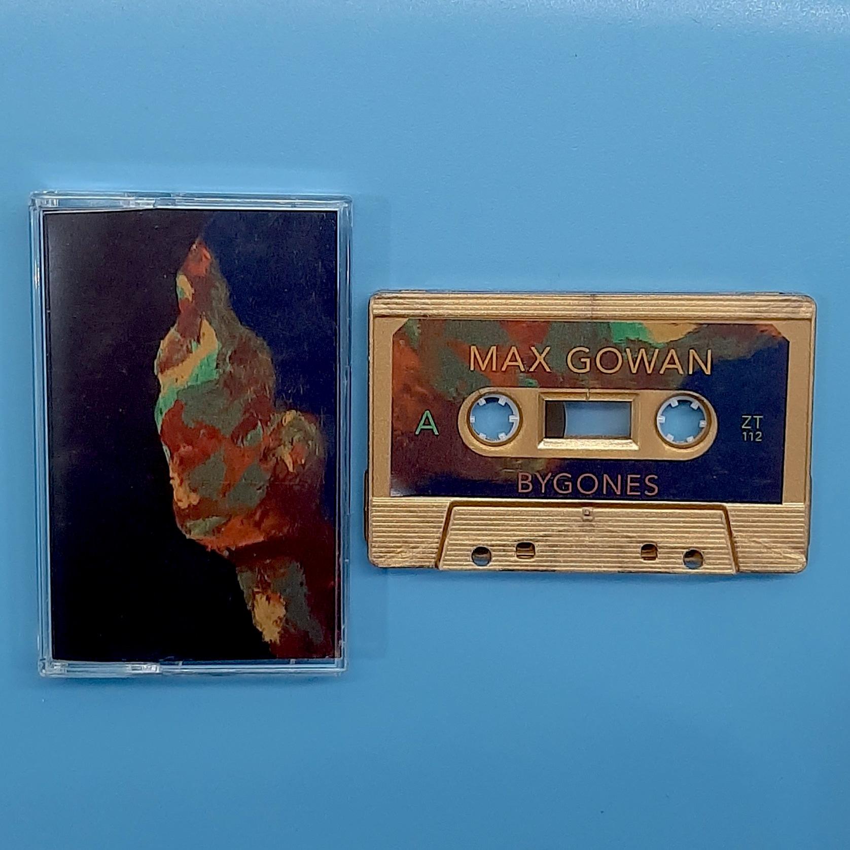 Max Gowan - Bygones (Z Tapes)