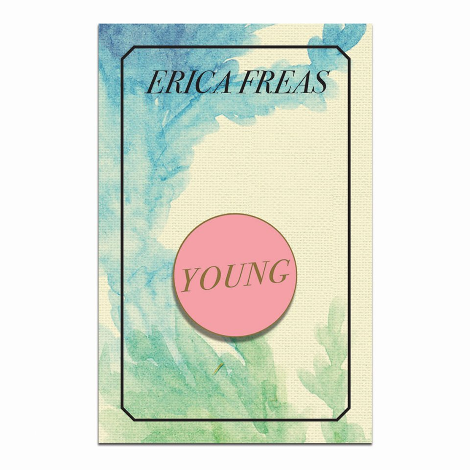 Erica Freas - Young LP / CD / Enamel Pin
