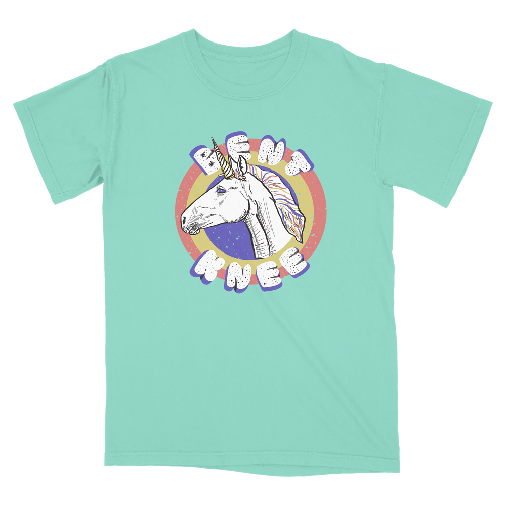 Unicorn Tee - Mint