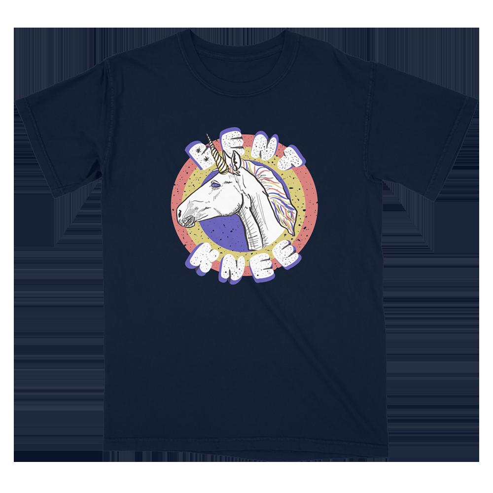 Unicorn Tee - Navy
