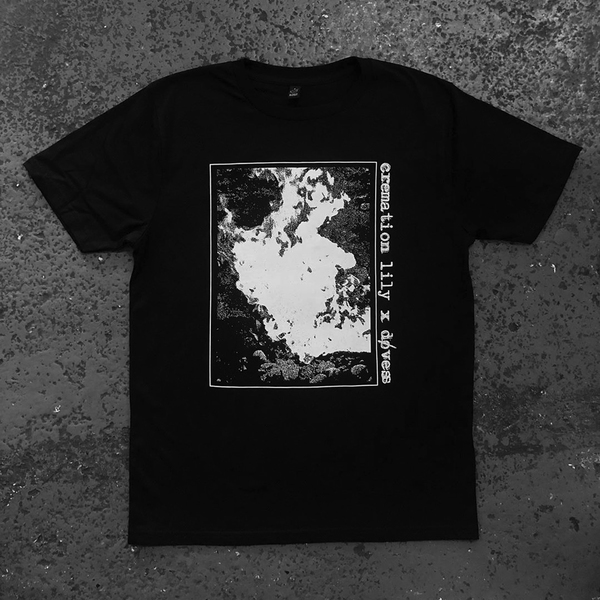 'Cremation Lily x Døves' T-Shirt