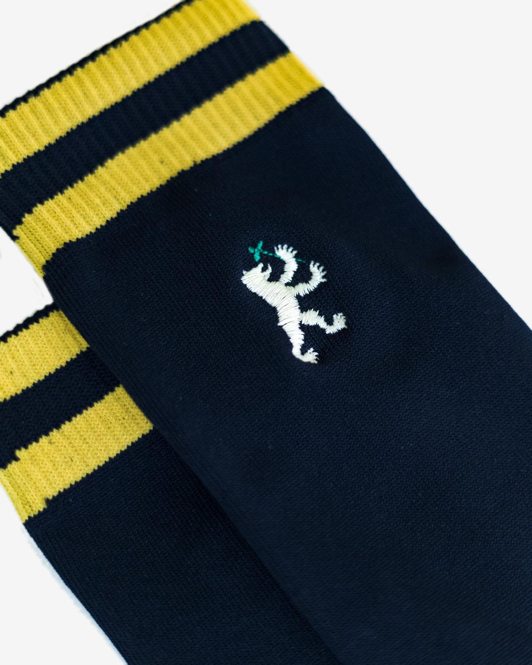 Classic Navy Socks