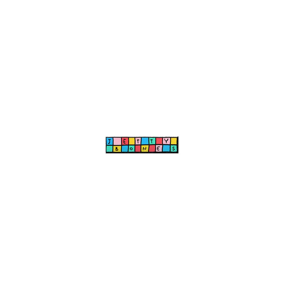 Color Block Pin