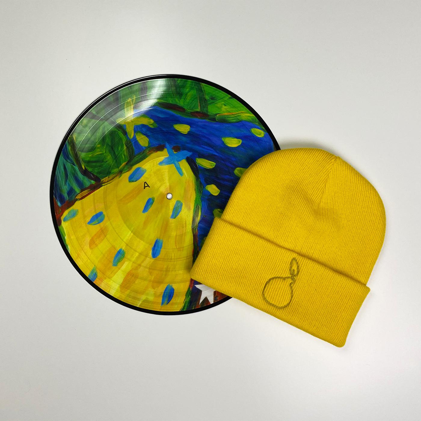 Lemon Boy Picture Disc