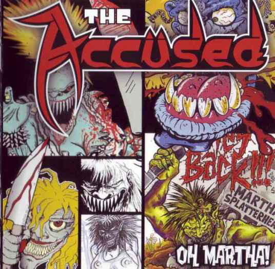 ACCUSED, THE