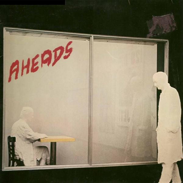 AHEADS s/t LP + DVD