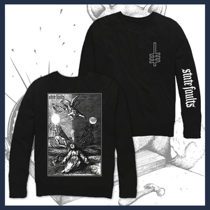 State Faults - Day And Night - Long-Sleeve - Tour Leftovers