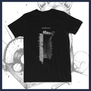 DK137: Nuvolascura - Album Cover T-Shirt
