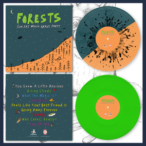 DK130: Forests - Sun Eat Moon Grave Party 12
