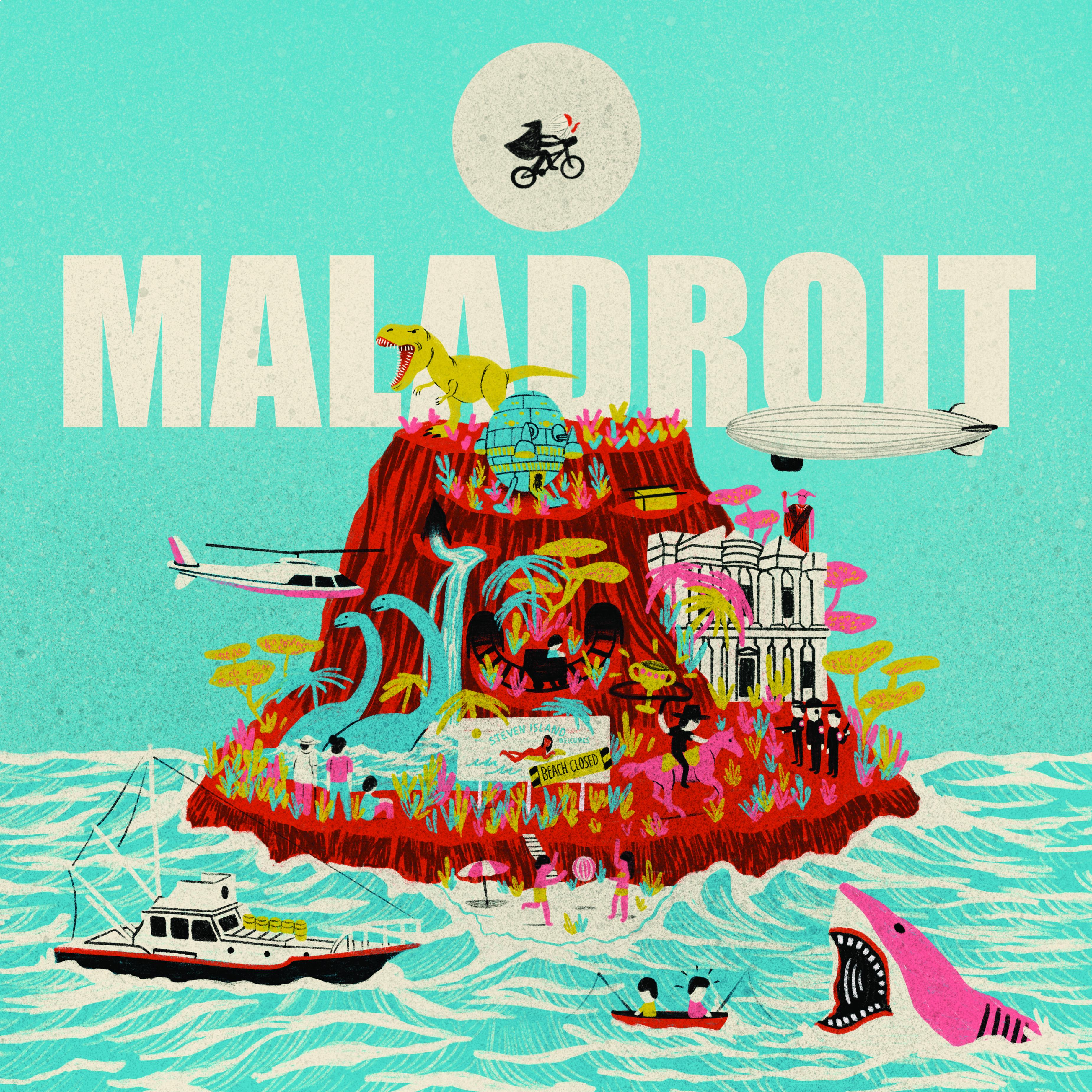 Maladroit - Steven Island