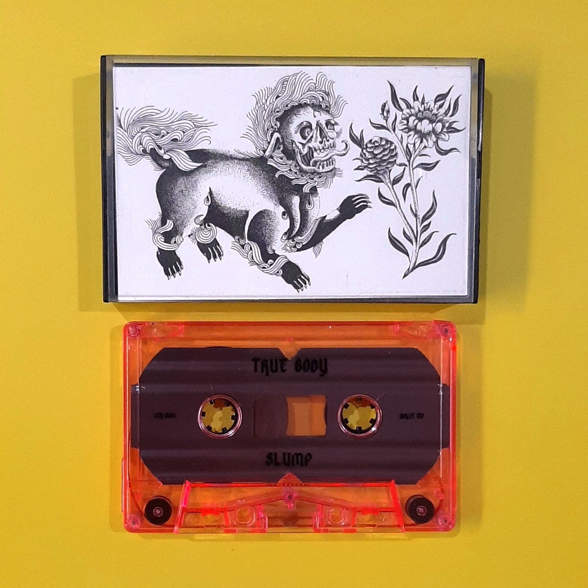Slump & True Body - Split EP (Citrus City Records)