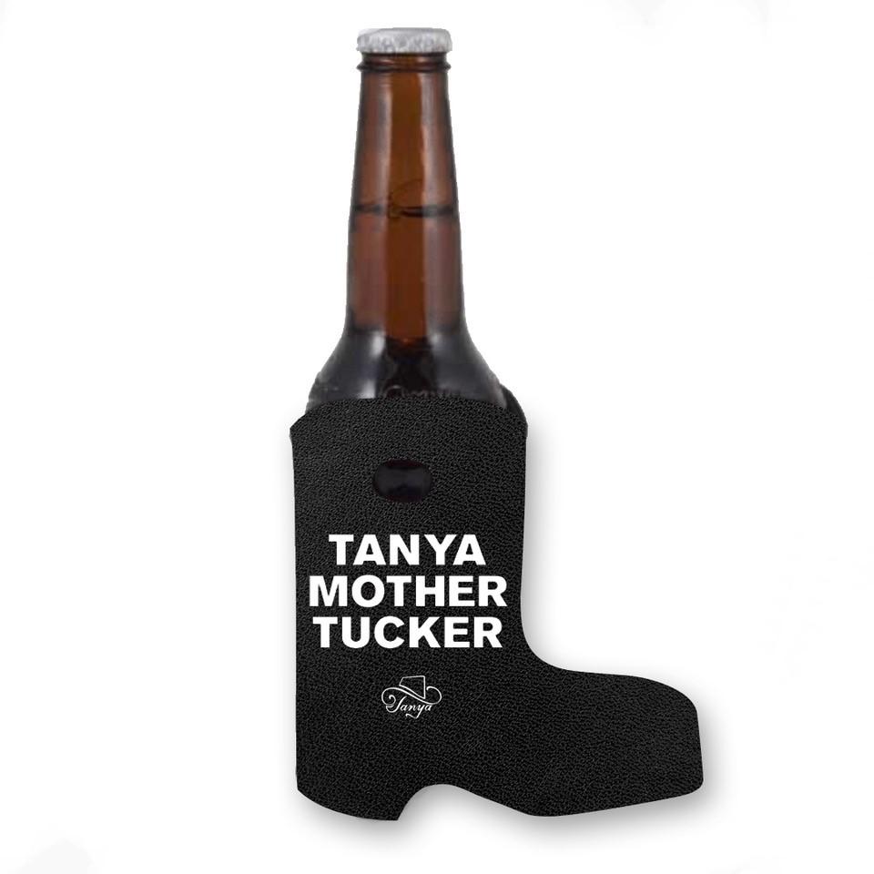Tanya Tucker Boot Drink Coolie (Koozie)  + Vinyl/CD/Album Download (Optional)