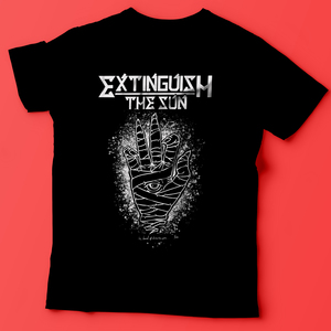Extinguish The Sun - Hand of Doom(Black)