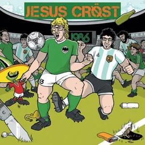 JESUS CROST - 1986 LP