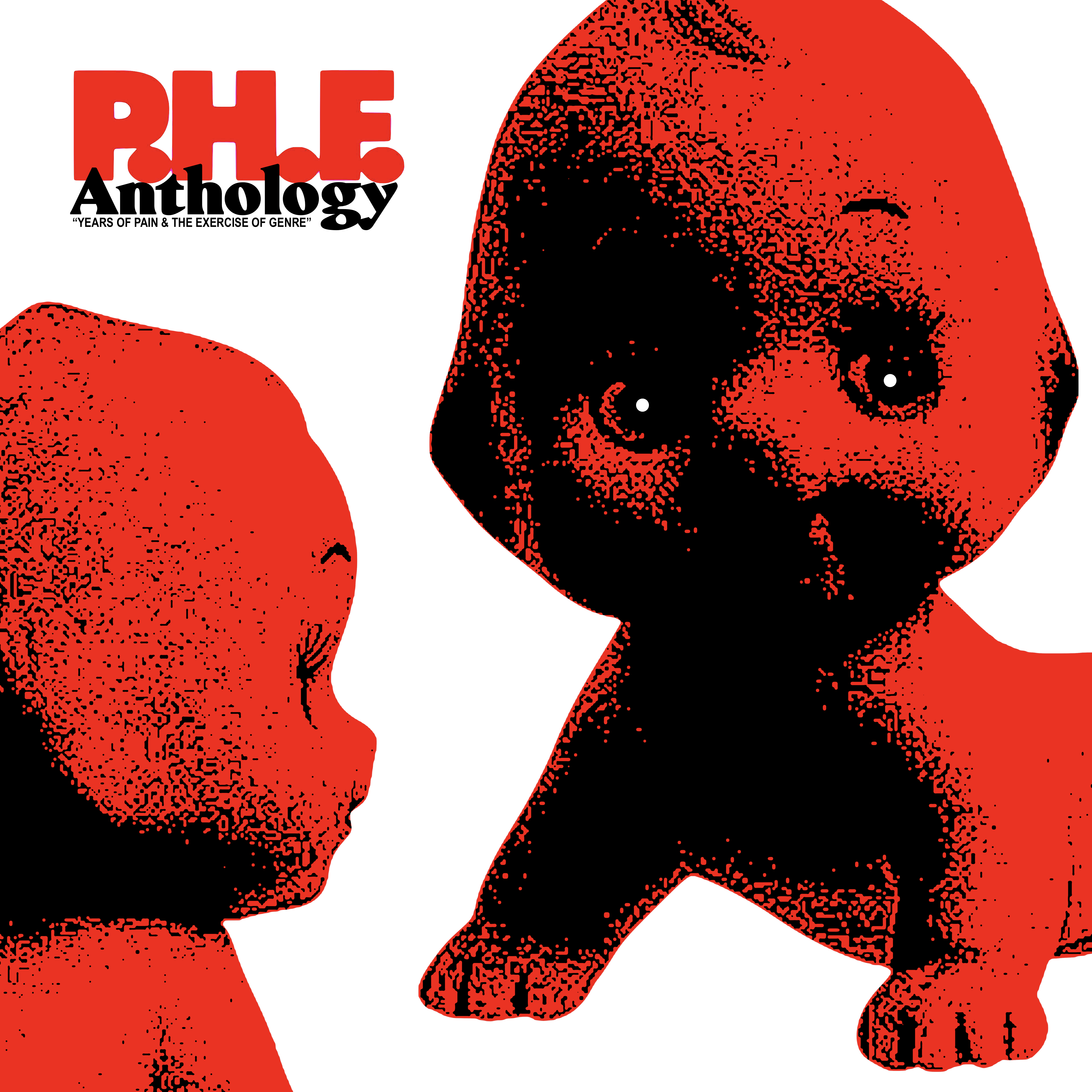 P.H.F. - Anthology (Tour Shirts Just Added)