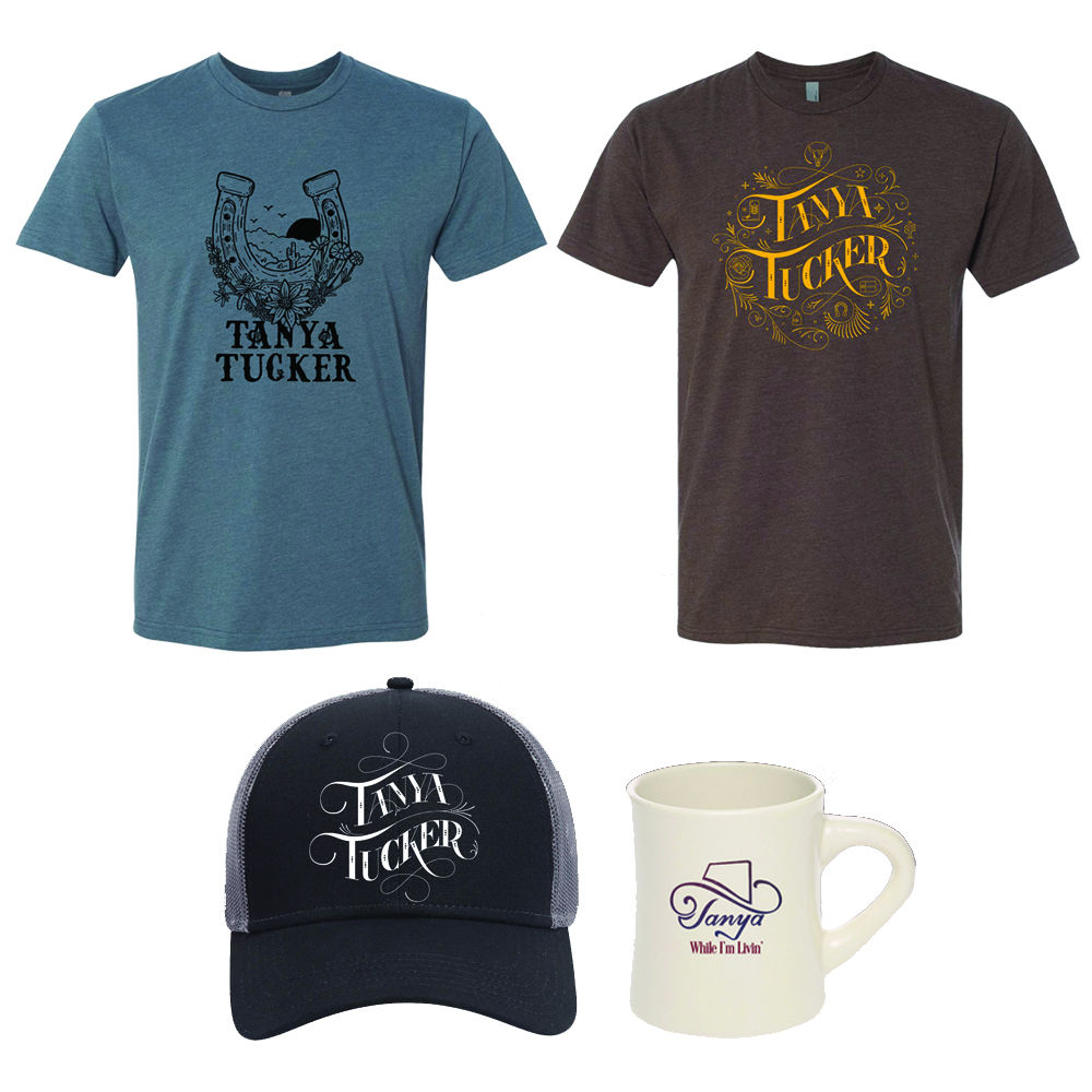 Trucker Cap + Tee Shirt + Diner Mug Bundle