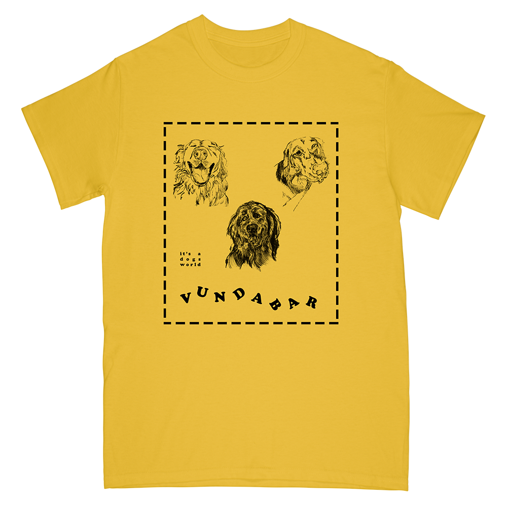 Dog World Tee