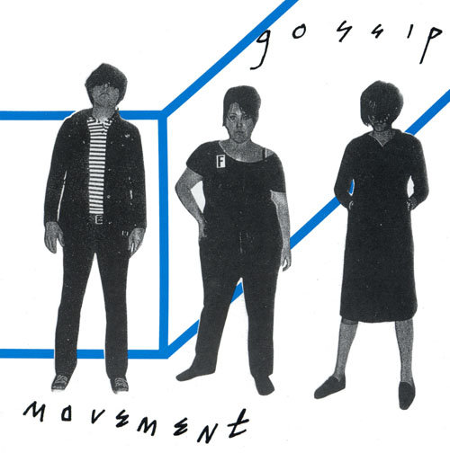 Gossip - Movement LP