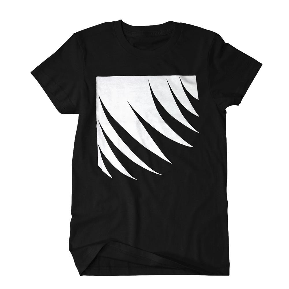 Arthur King & The Night Sea - Palmetto Logo Black T-Shirt