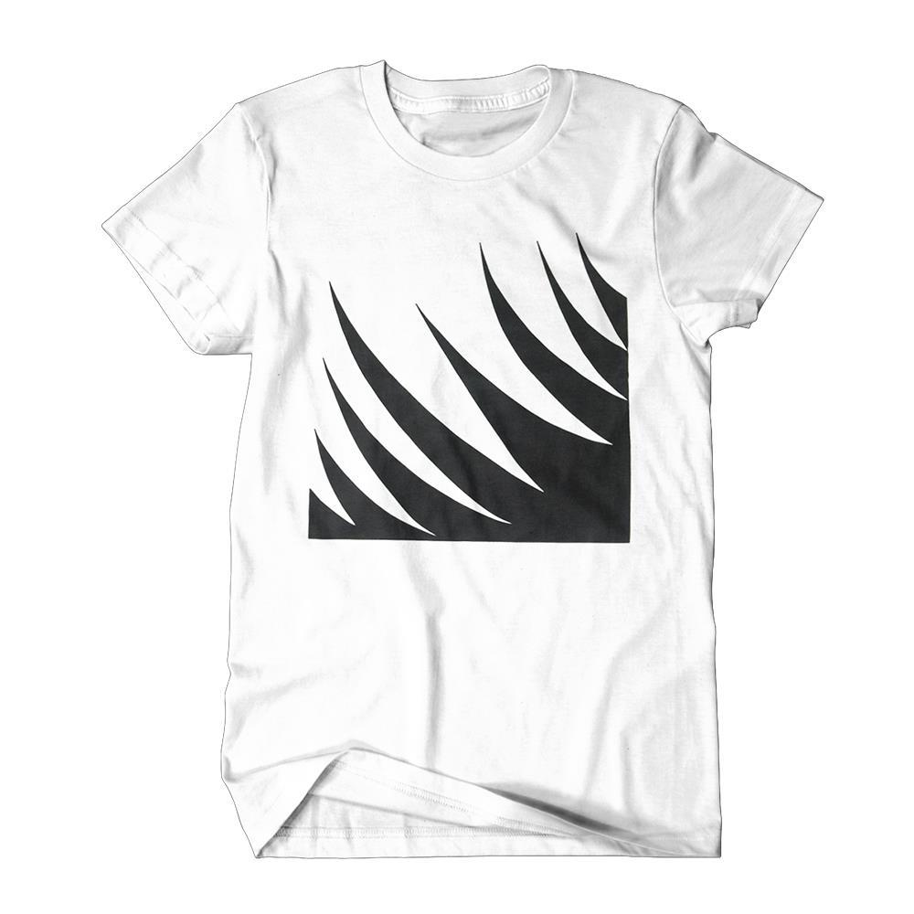 Arthur King & The Night Sea - Palmetto Logo White T-Shirt
