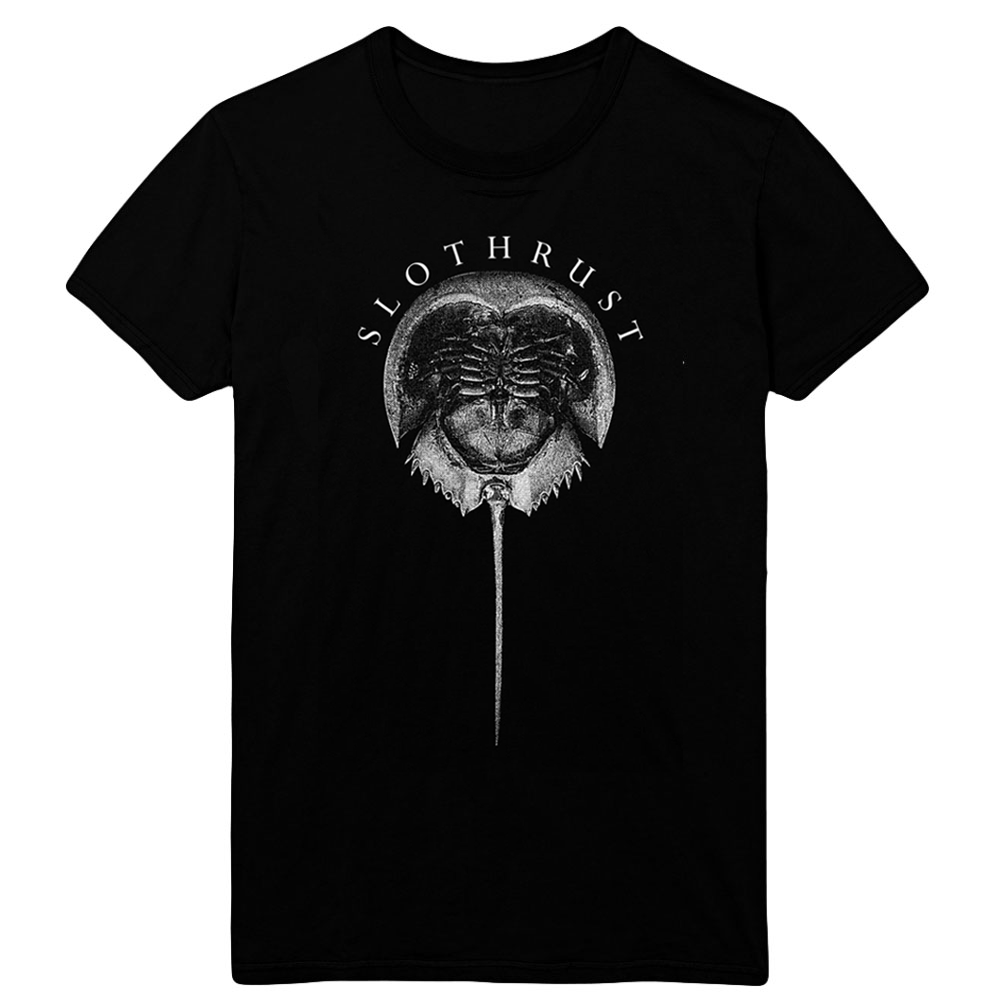 Slothrust - Horse Crab Black T-Shirt