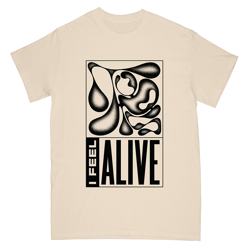 I Feel Alive Tee + Digital Download