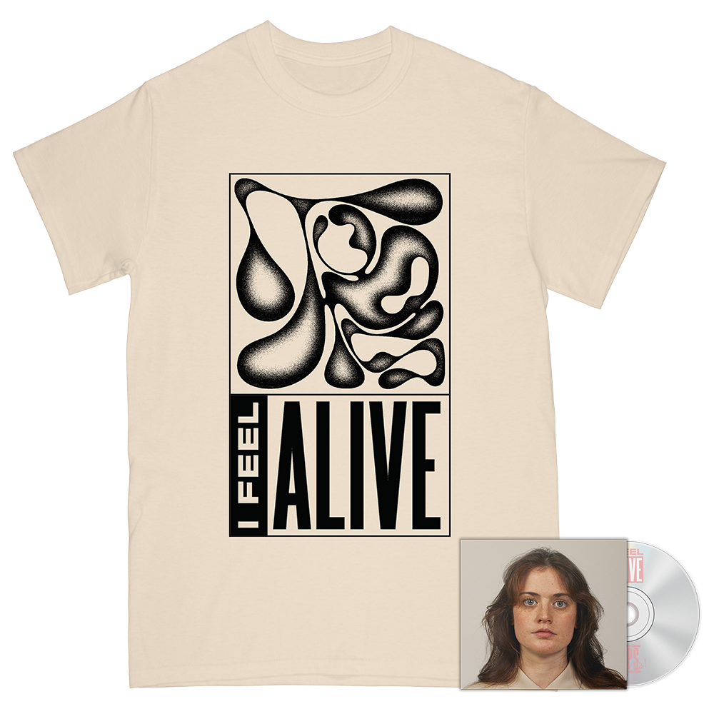 I Feel Alive CD + Tee + Digital Download