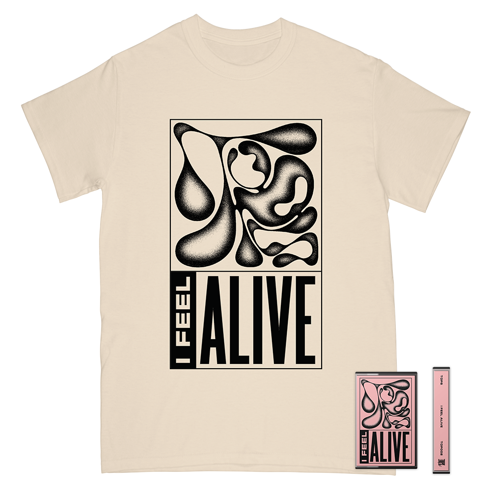 I Feel Alive Cassette + Tee + Digital Download