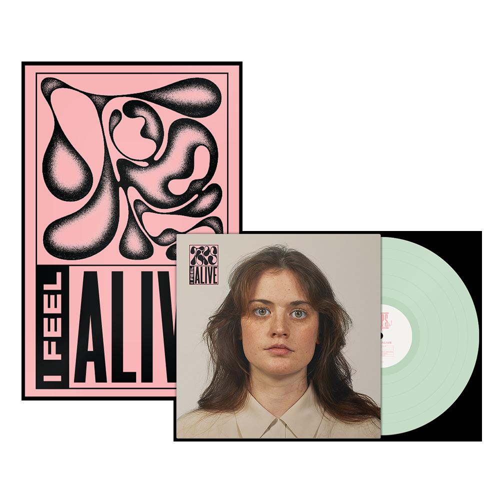 I Feel Alive Vinyl + Poster + Digital Download